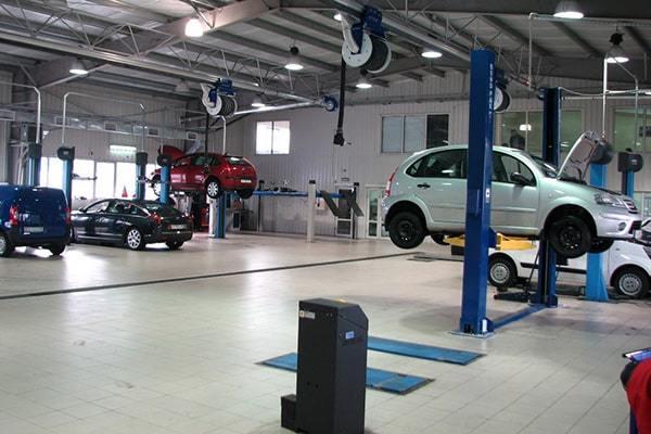 фото сервис кузовного ремонта в рязани