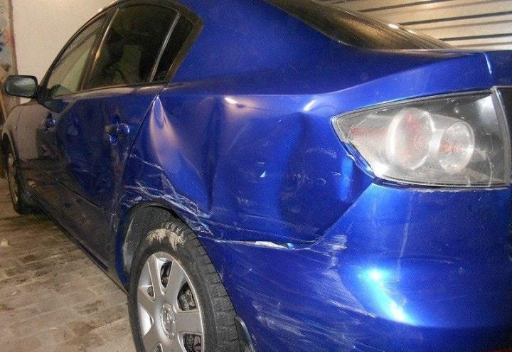 фото ремонт крыльев авто в рязани