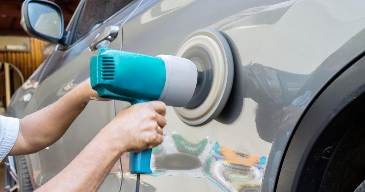 Фото полировки авто в Рязани